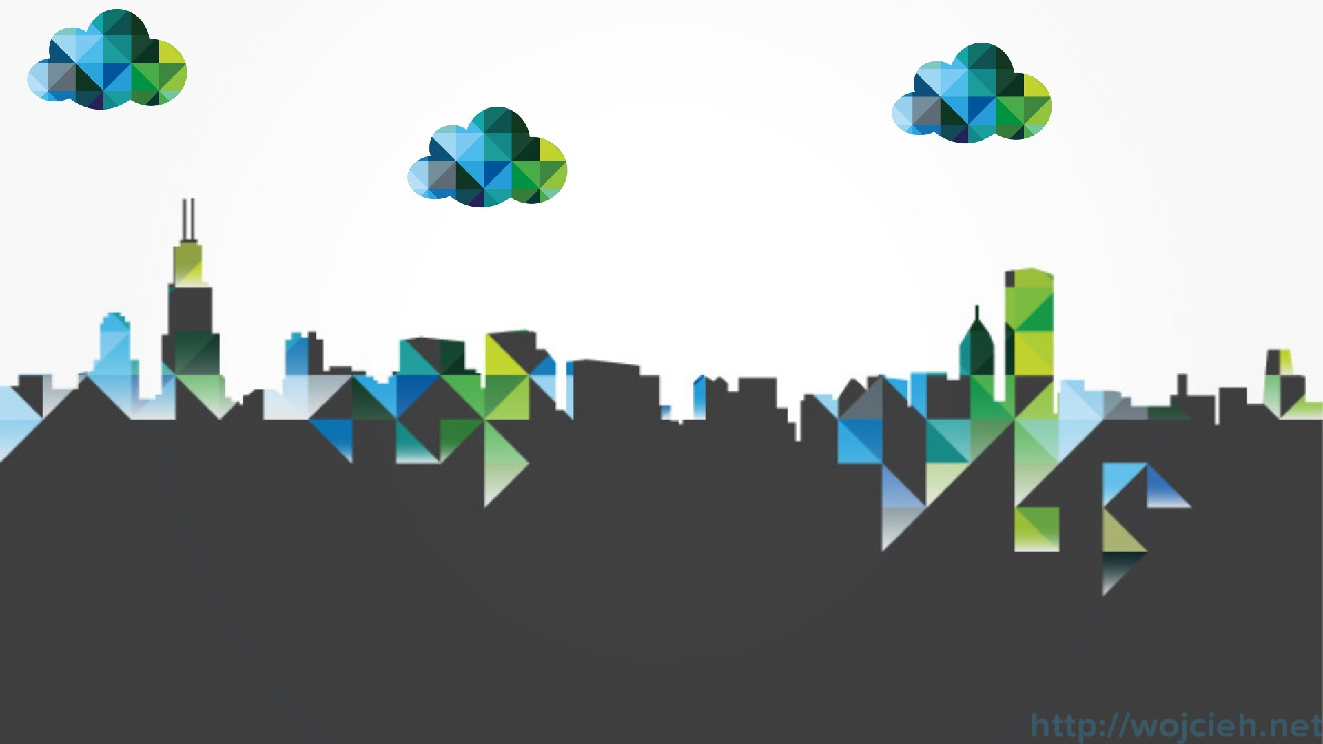 Vmware Wallpaper 3 Clouds