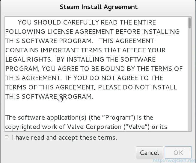 SteamOS License Agreement