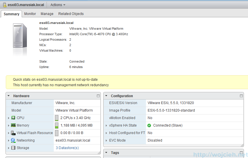 ESXi Update - Interactive Upgrade 11