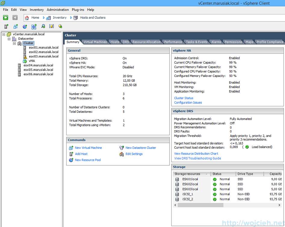 VMware vSphere Auto Deploy - Booted