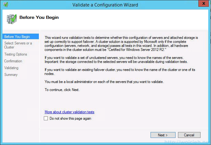 Microsoft Cluster running on VMware ESXi - Cluster in a Box