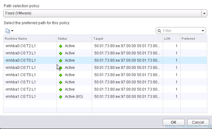 How to configure N-Port ID Virtualization on VMware ESXi