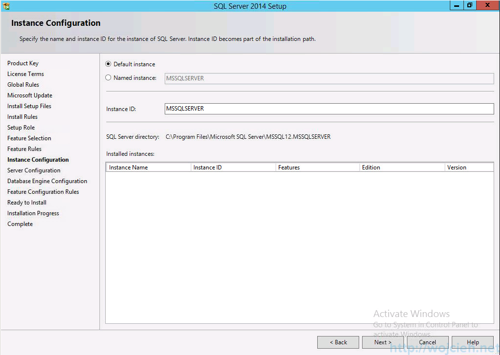 vCenter 5.5 on Windows Server 2012 R2 with SQL Server 2014 - 12