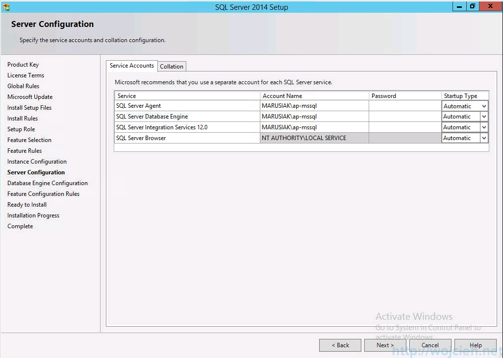 vCenter 5.5 on Windows Server 2012 R2 with SQL Server 2014 - 13