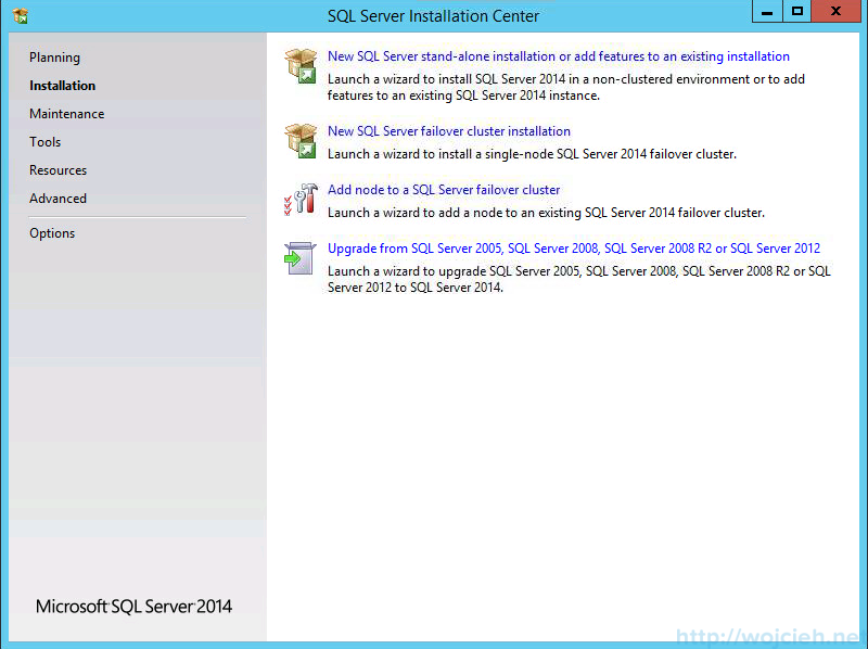 vCenter 5.5 on Windows Server 2012 R2 with SQL Server 2014 - 3