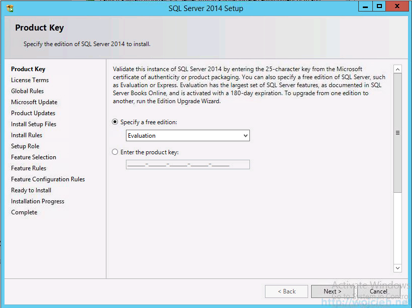 vCenter 5.5 on Windows Server 2012 R2 with SQL Server 2014 - 4