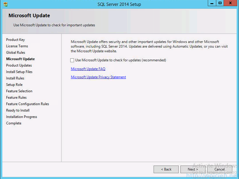 vCenter 5.5 on Windows Server 2012 R2 with SQL Server 2014 - 6