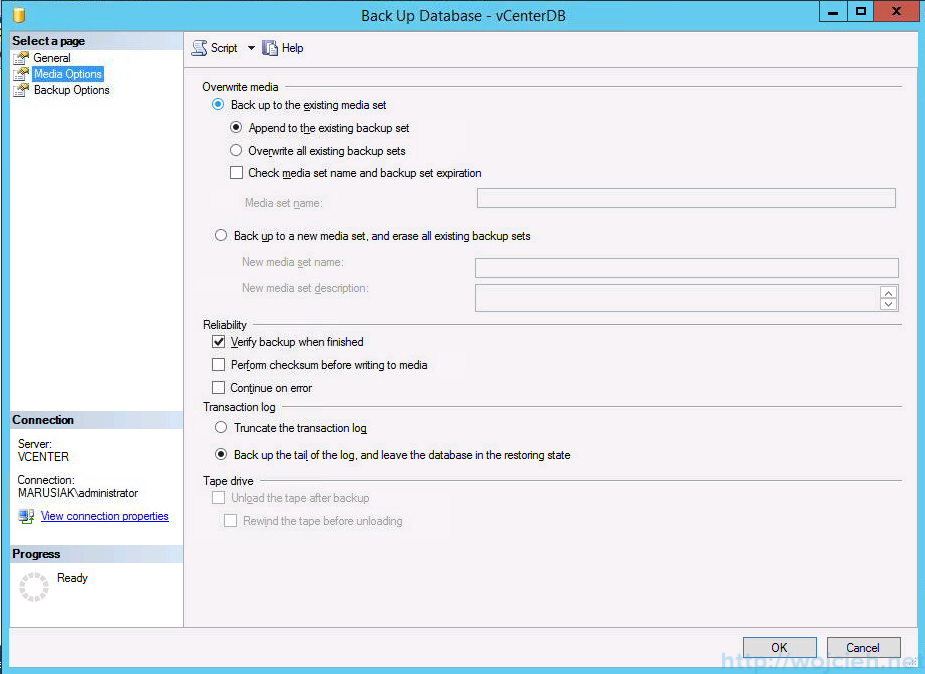 vcenter 5.5 on windows server 2012 r2 with sql server 2014 part 2 - 12