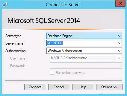 vcenter 5.5 on windows server 2012 r2 with sql server 2014 part 2 - 3