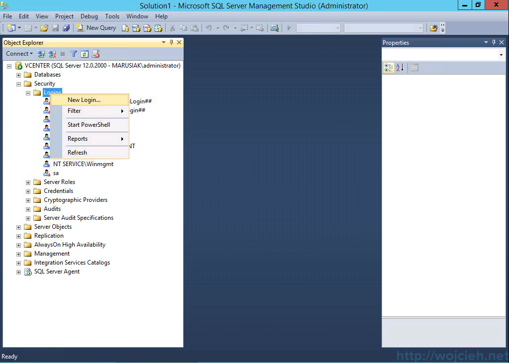 vcenter 5.5 on windows server 2012 r2 with sql server 2014 part 2 - 4