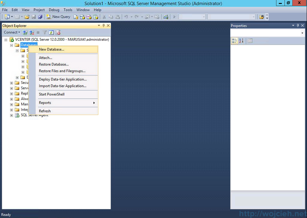 vcenter 5.5 on windows server 2012 r2 with sql server 2014 part 2 - 7