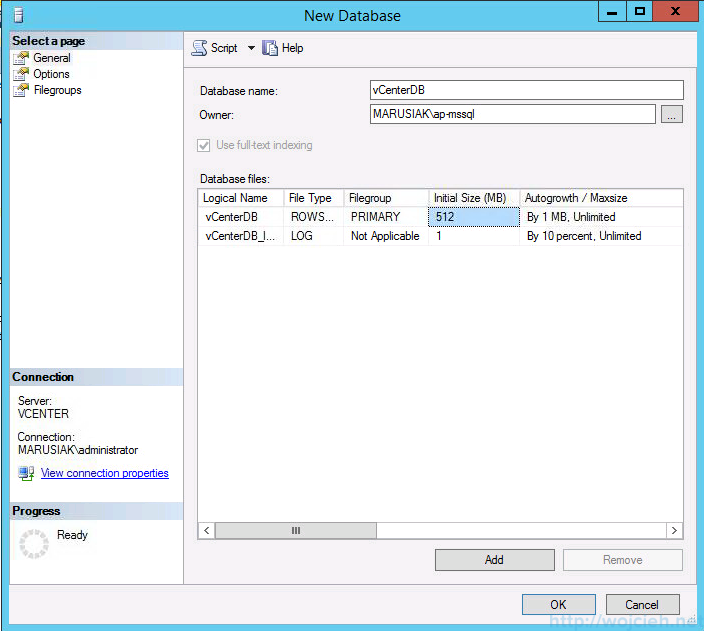vcenter 5.5 on windows server 2012 r2 with sql server 2014 part 2 - 8