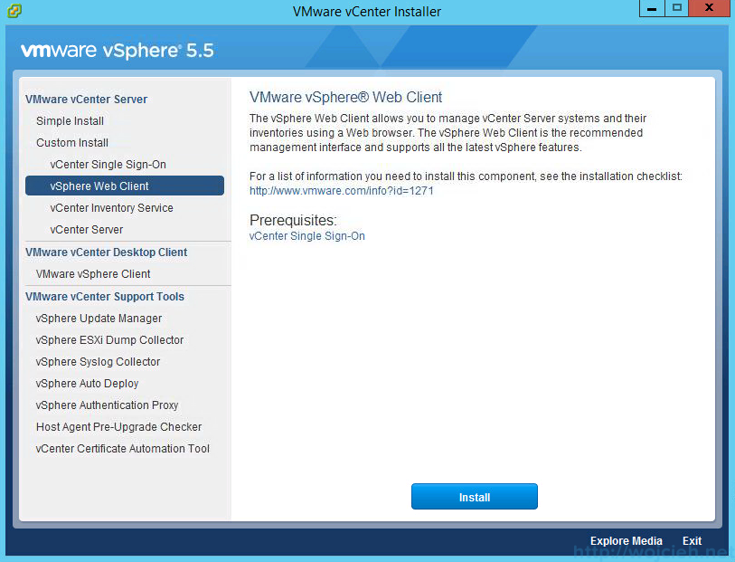 vCenter 5.5 on Windows Server 2012 R2 with SQL Server 2014 – Part 3 - 12