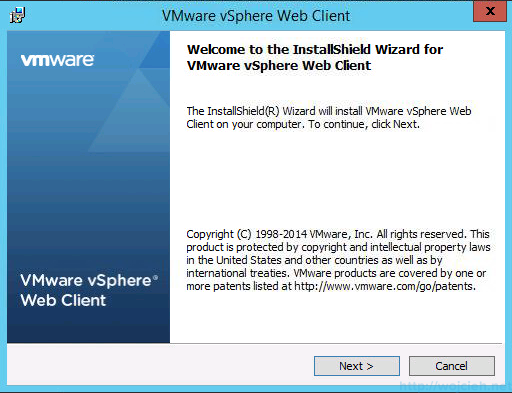 vCenter 5.5 on Windows Server 2012 R2 with SQL Server 2014 – Part 3 - 14
