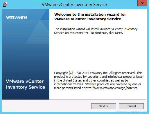 vCenter 5.5 on Windows Server 2012 R2 with SQL Server 2014 – Part 3 - 22