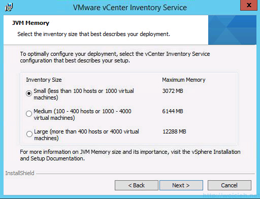 vCenter 5.5 on Windows Server 2012 R2 with SQL Server 2014 – Part 3 - 27