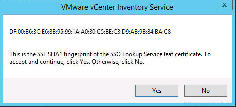 vCenter 5.5 on Windows Server 2012 R2 with SQL Server 2014 – Part 3 - 29