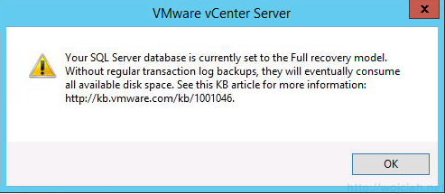 vCenter 5.5 on Windows Server 2012 R2 with SQL Server 2014 – Part 3 - 38