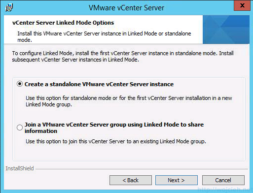 vCenter 5.5 on Windows Server 2012 R2 with SQL Server 2014 – Part 3 - 40