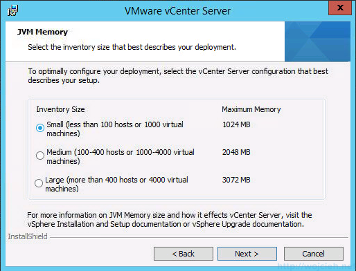vCenter 5.5 on Windows Server 2012 R2 with SQL Server 2014 – Part 3 - 42