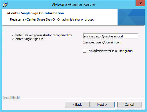 vCenter 5.5 on Windows Server 2012 R2 with SQL Server 2014 – Part 3 - 45