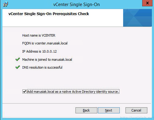 vCenter 5.5 on Windows Server 2012 R2 with SQL Server 2014 – Part 3 - 5