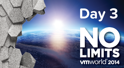 vmworld-2014-no-limits-day-3