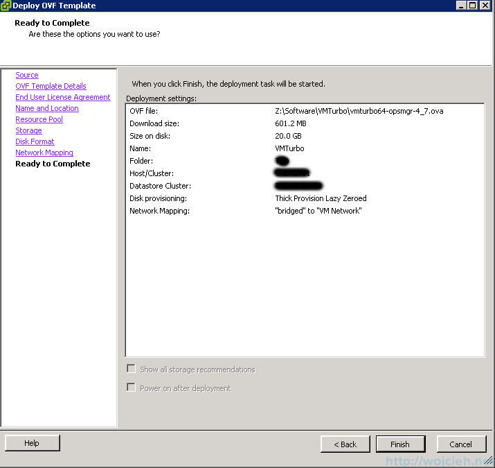 VMTurbo Operations Manager Installation and Configuration 10