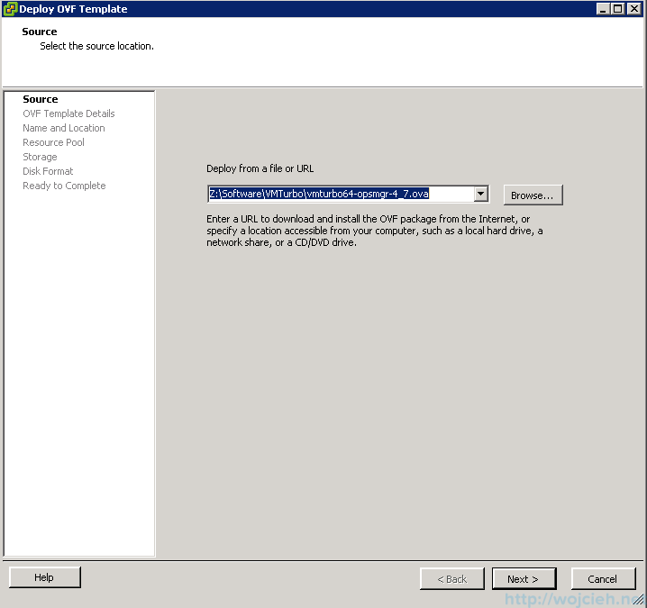 VMTurbo Operations Manager Installation and Configuration 2
