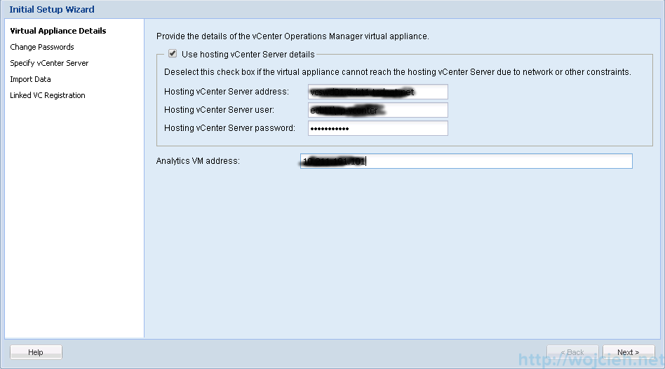 VMware vRealize Operations Manager - Configuration 3