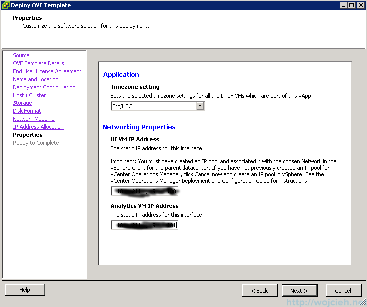 VMware vRealize Operations Manager - Installation 13