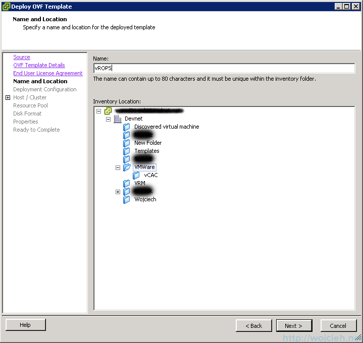 VMware vRealize Operations Manager - Installation 6