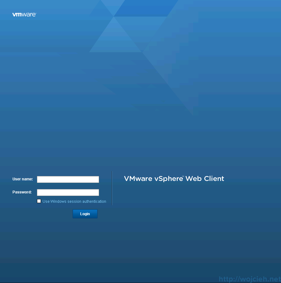 Deploying OVF template using vSphere Web Client - 1