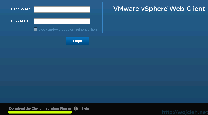 Deploying OVF template using vSphere Web Client - 2