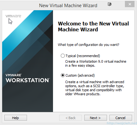 Installing VMware ESXi 6.0 in VMware Workstation 11 - 2