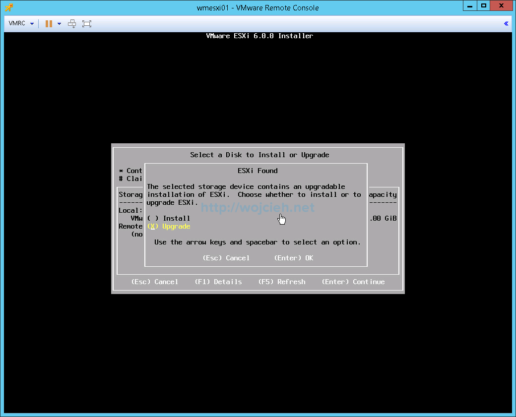 Upgrade VMware ESXi 5. to 6.0 Part 1 – Interactive Upgrade - 6