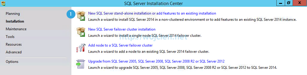 VMware vCenter Server 6 on Windows Server 2012 R2 with Microsoft SQL Server 2014 - 1