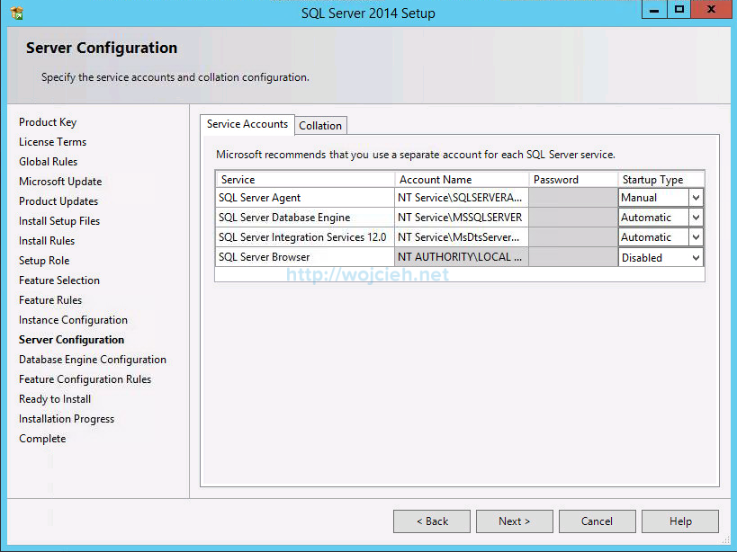 VMware vCenter Server 6 on Windows Server 2012 R2 with Microsoft SQL Server 2014 - 11