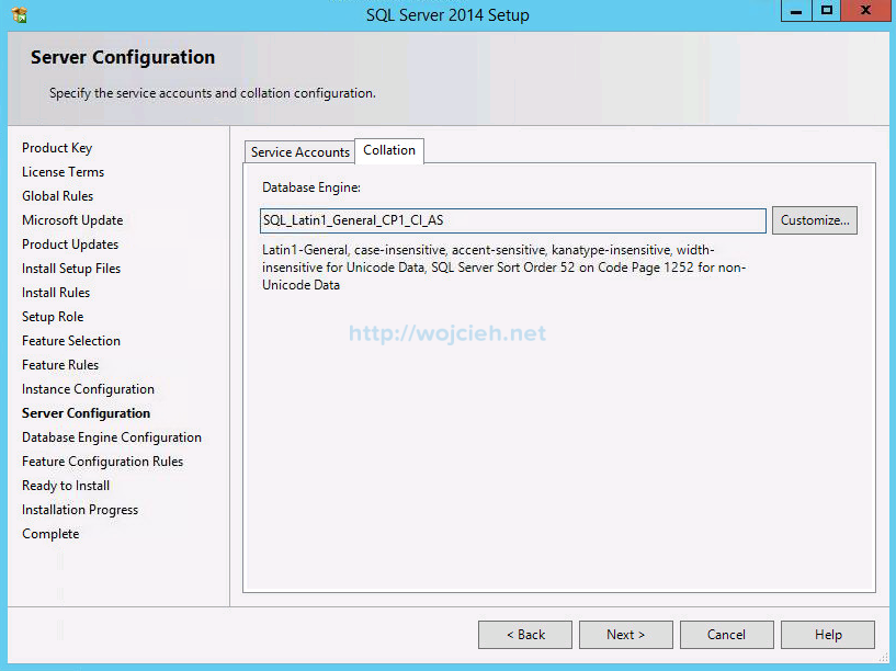 VMware vCenter Server 6 on Windows Server 2012 R2 with Microsoft SQL Server 2014 - 12