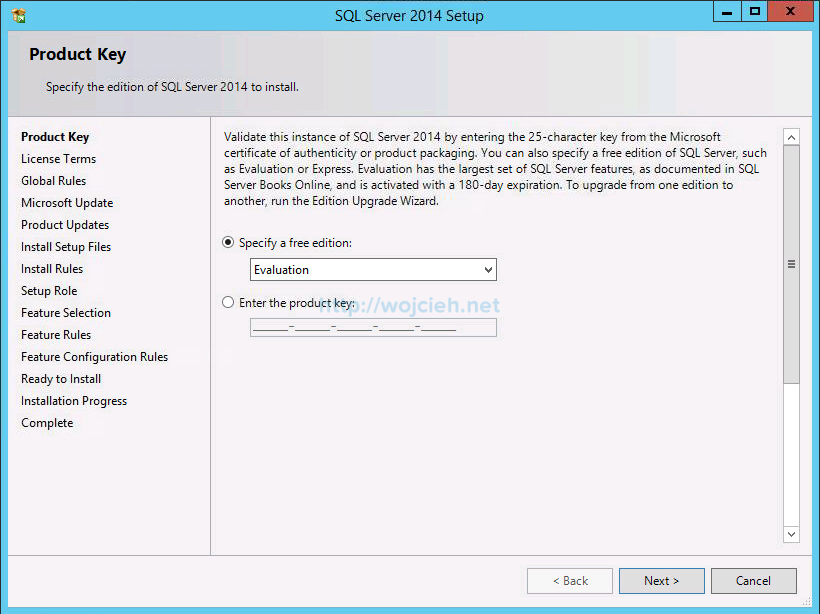 VMware vCenter Server 6 on Windows Server 2012 R2 with Microsoft SQL Server 2014 - 2