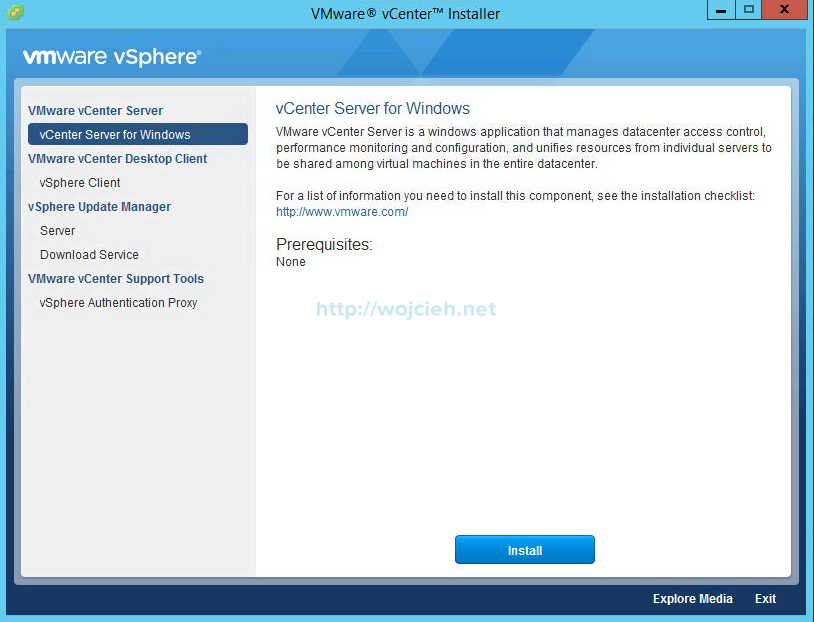 VMware vCenter Server 6 on Windows Server 2012 R2 with Microsoft SQL Server 2014 - Part 3 - 1