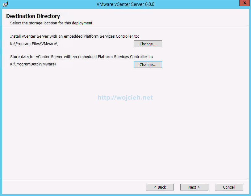 VMware vCenter Server 6 on Windows Server 2012 R2 with Microsoft SQL Server 2014 - Part 3 - 11
