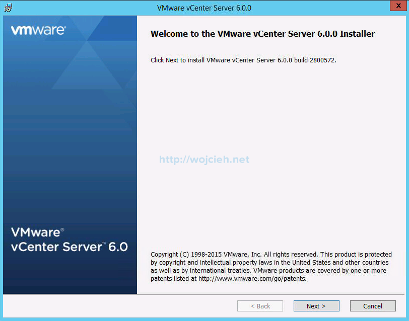 VMware vCenter Server 6 on Windows Server 2012 R2 with Microsoft SQL Server 2014 - Part 3 - 2