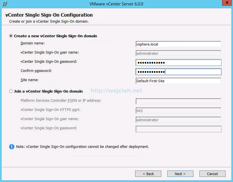VMware vCenter Server 6 on Windows Server 2012 R2 with Microsoft SQL Server 2014 - Part 3 - 6