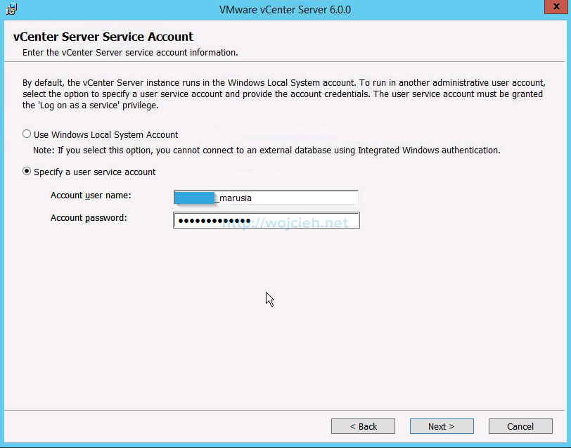 VMware vCenter Server 6 on Windows Server 2012 R2 with Microsoft SQL Server 2014 - Part 3 - 8