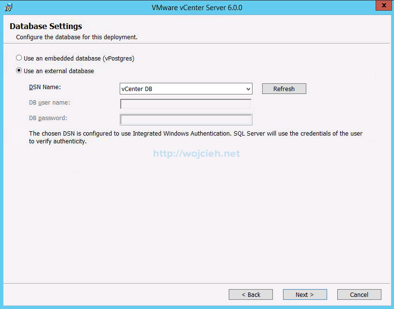 VMware vCenter Server 6 on Windows Server 2012 R2 with Microsoft SQL Server 2014 - Part 3 - 9