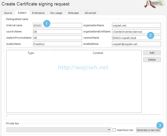 How to replace VMware ESXi 6 * SSL certificate