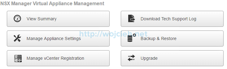 How to replace NSX Manager SSL Certificate - 1