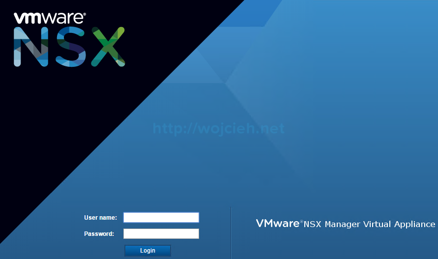 How to backup NSX - 1
