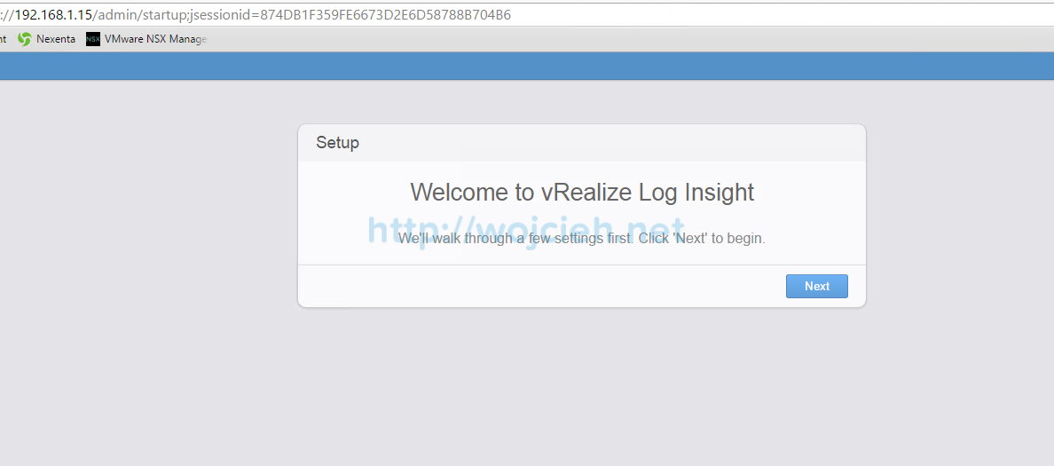 VMware vRealize Log Insight - Installation and Configuration - 10